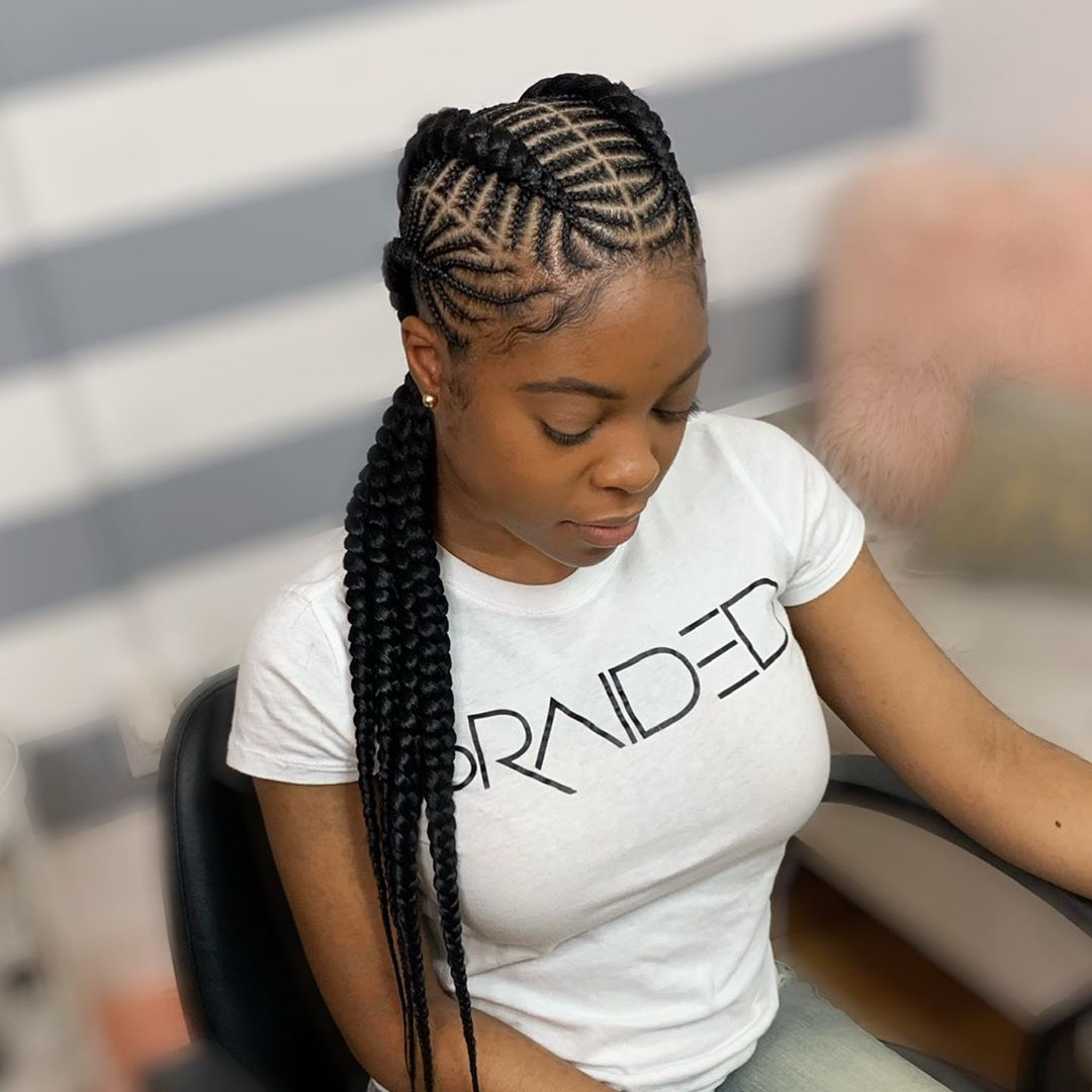 Cornrow Braid