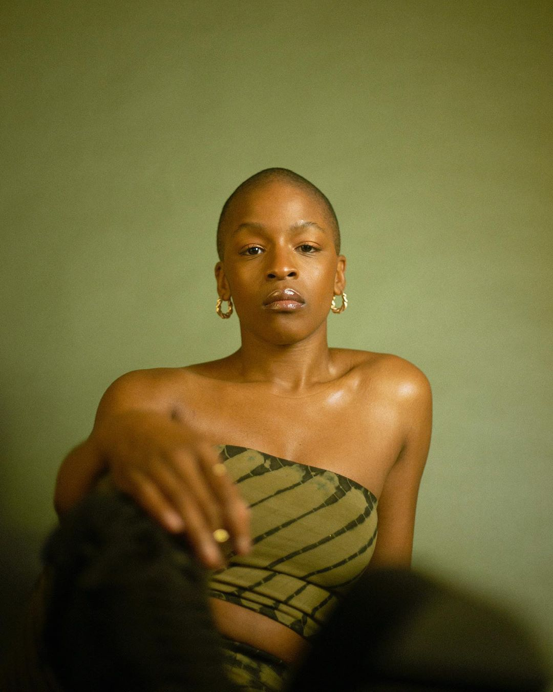 Celebs who nailed the baldie look