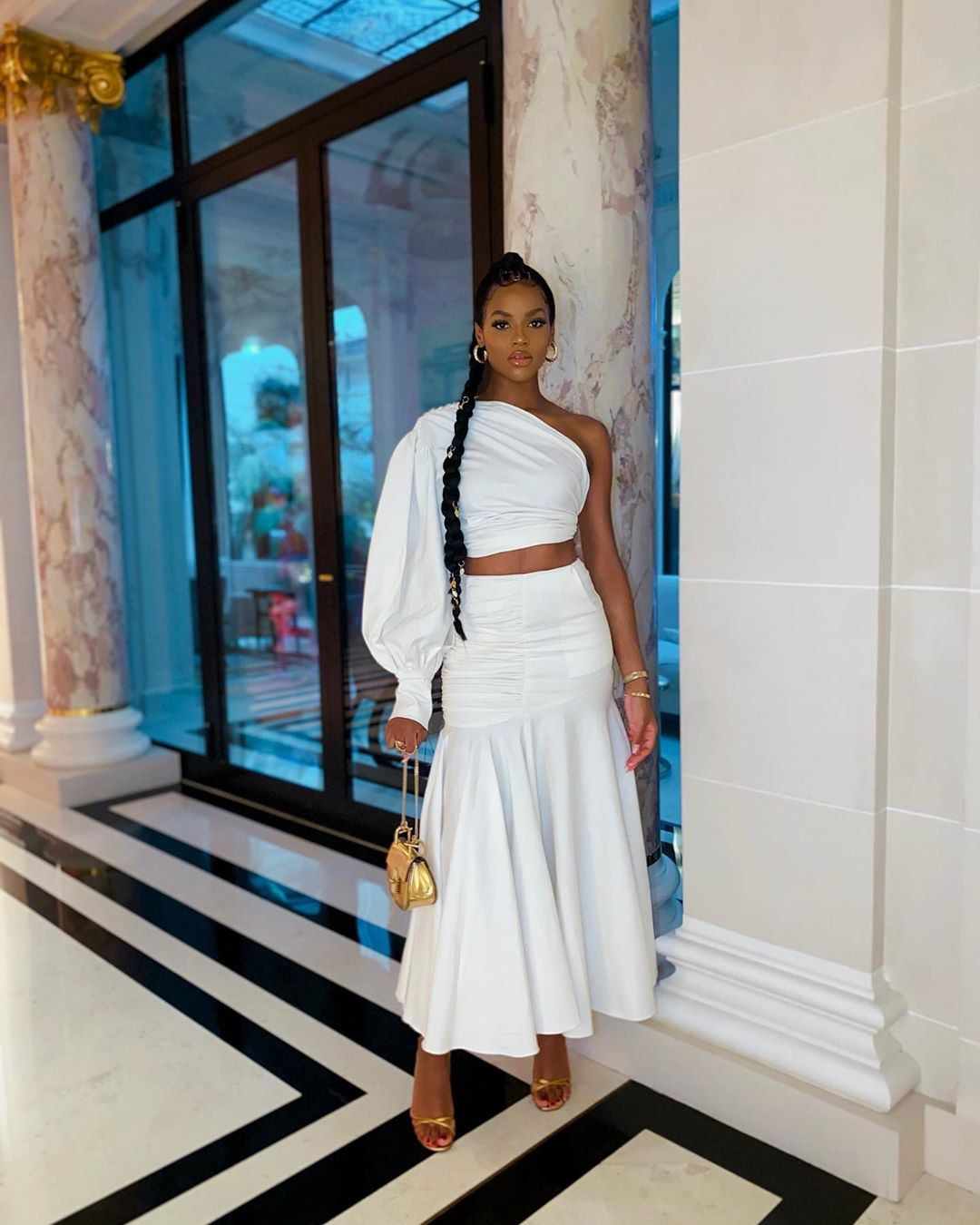 Hot and exiciting celebrity styles from last week