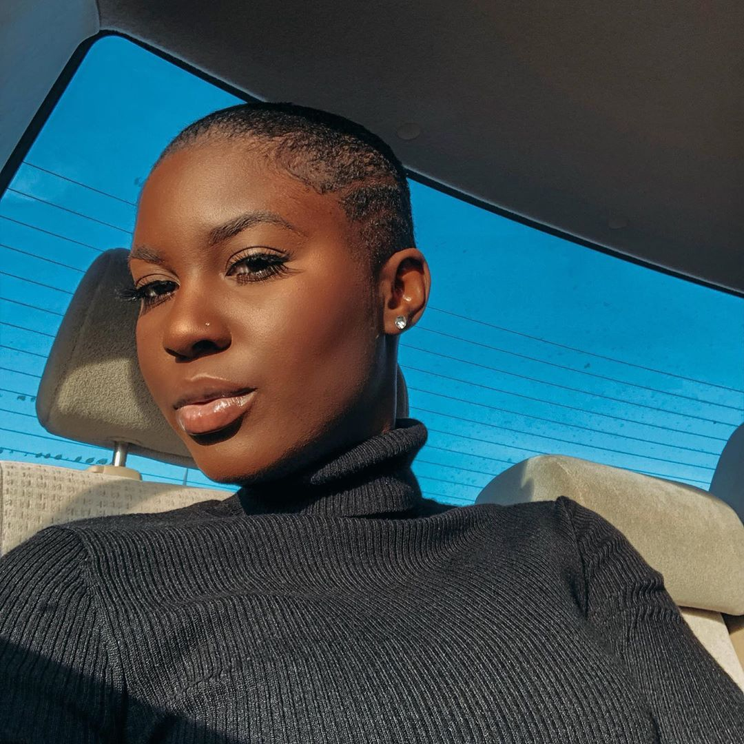 Influencers who nailed the baldie look