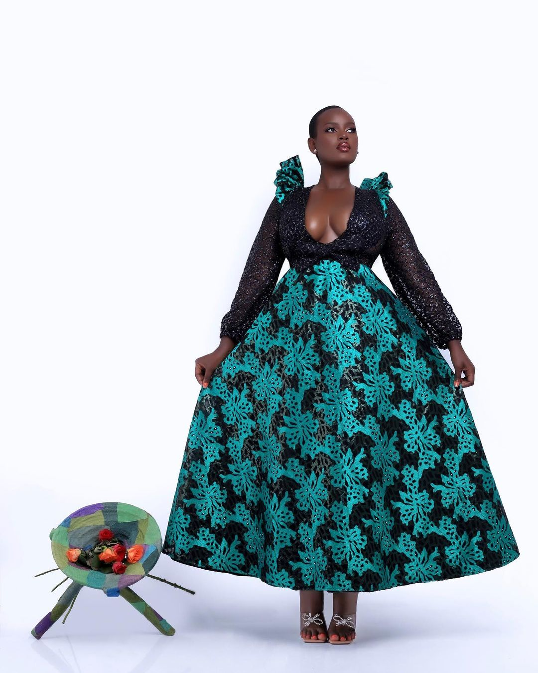 Bettinah Tianah Rocks The Perfect Event Look