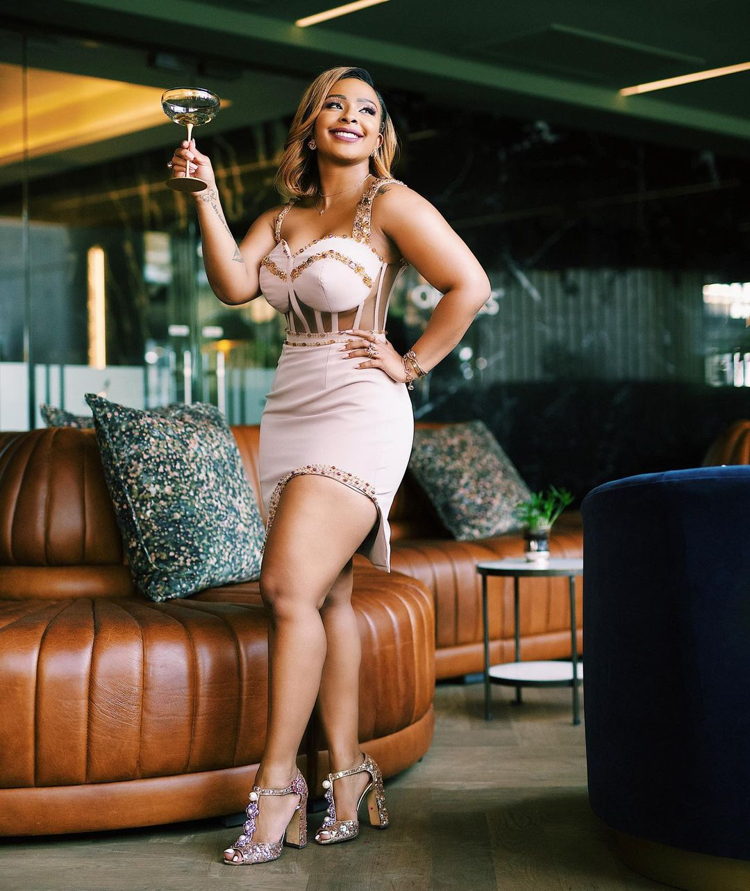 Boity Thulo Keeps It Sexy And Classy