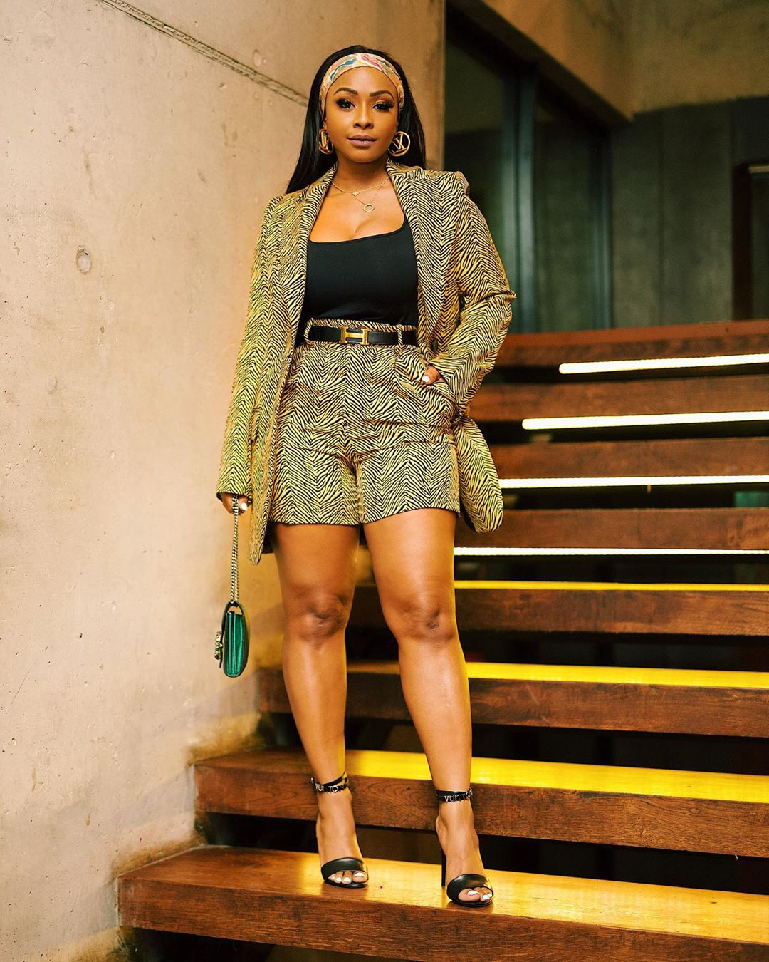 Boity Thulo Keeps The Sass Flowing