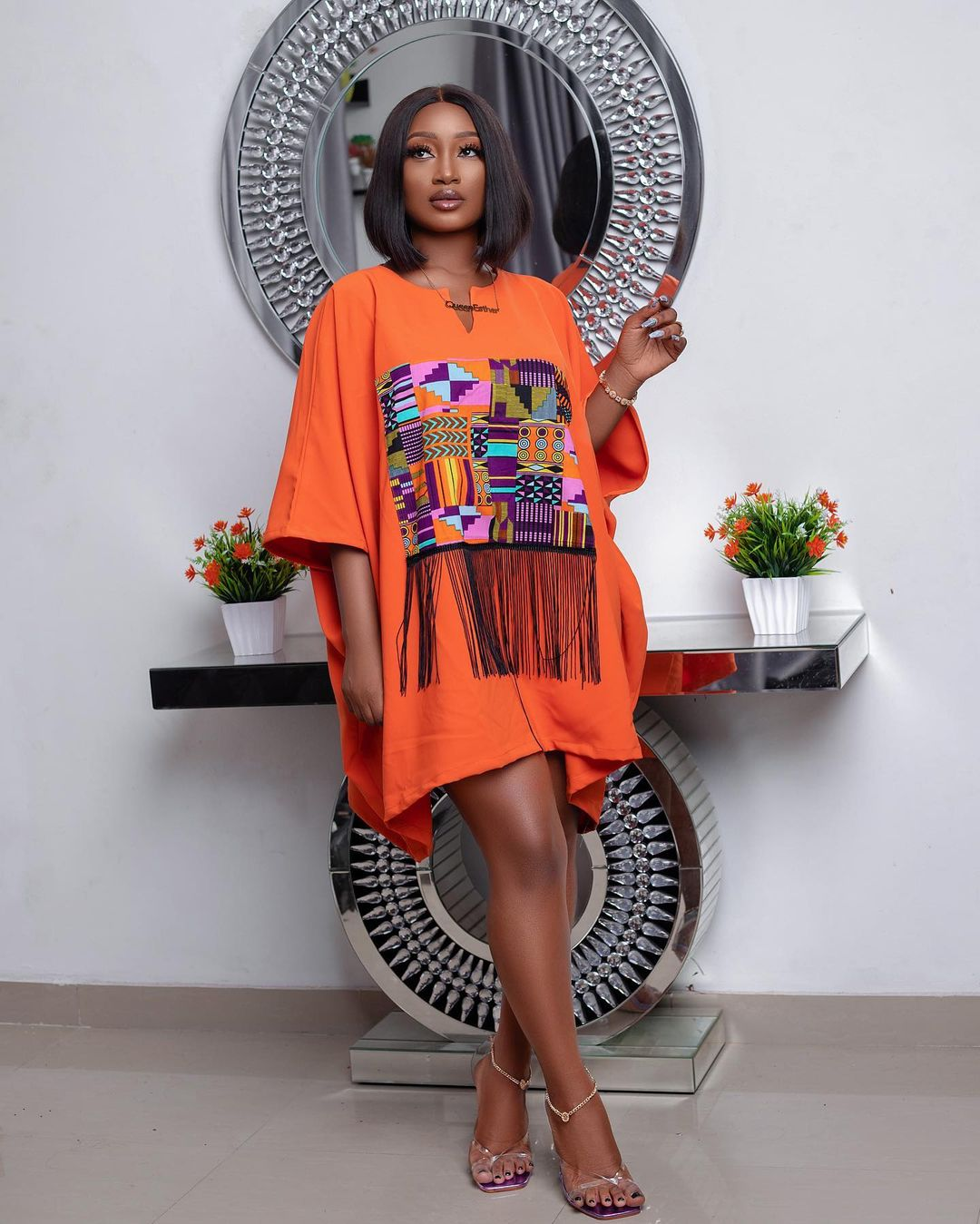 Esther Biade Keeps It Casual And Confident