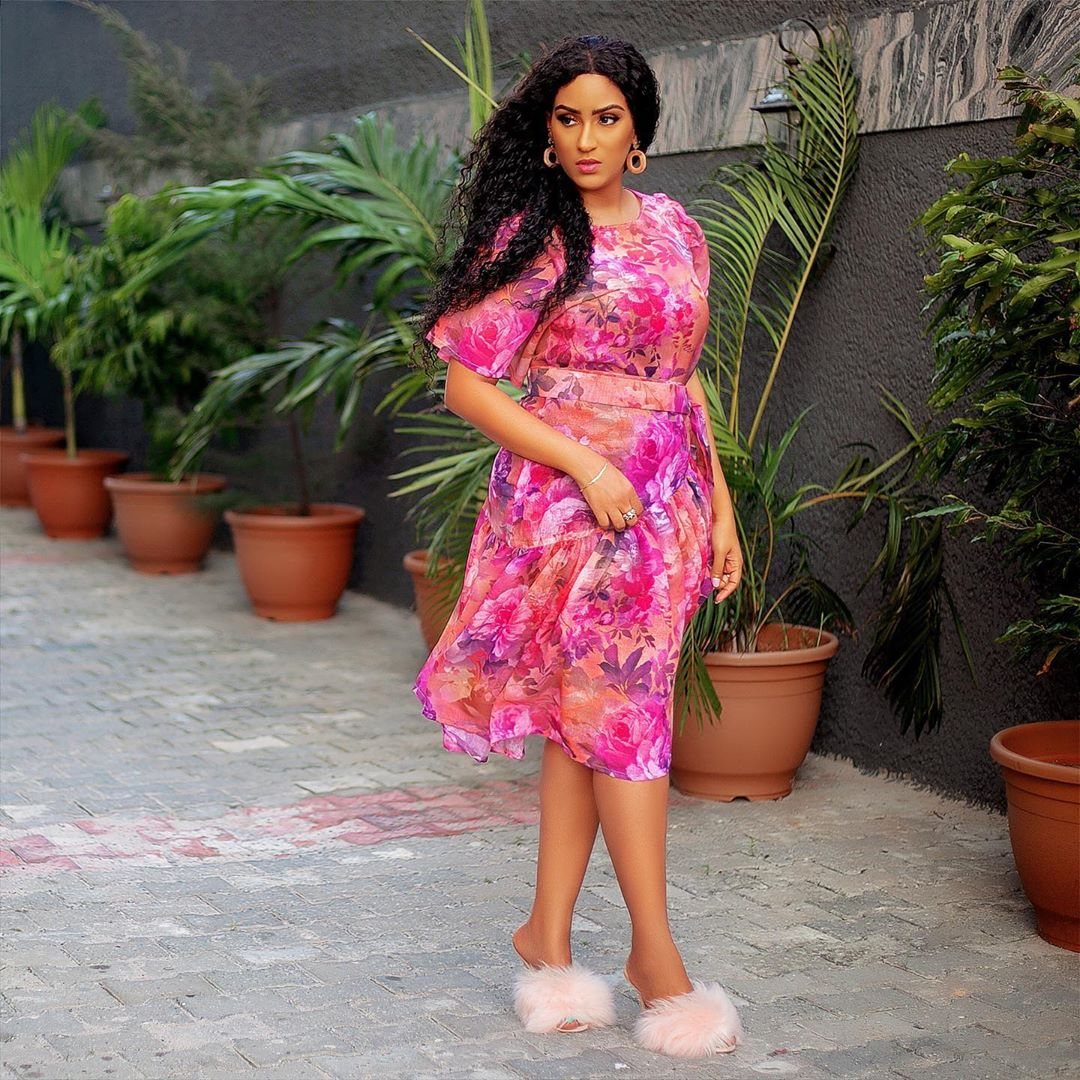 Juliet Ibrahim Leaves It Classy And Interesting