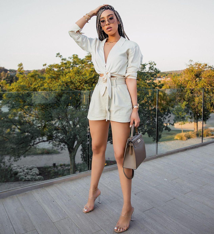 Sarah Langa Sets A Fashion Statement