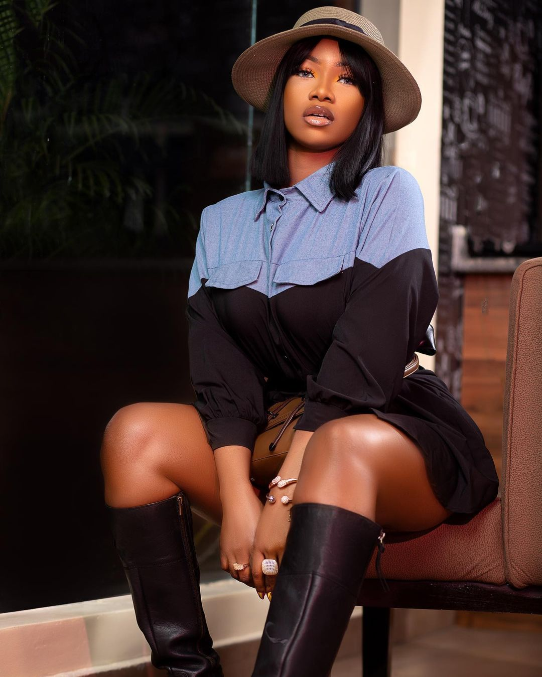 Symply Tacha Street Style Look Is Just The Perfect Party Look