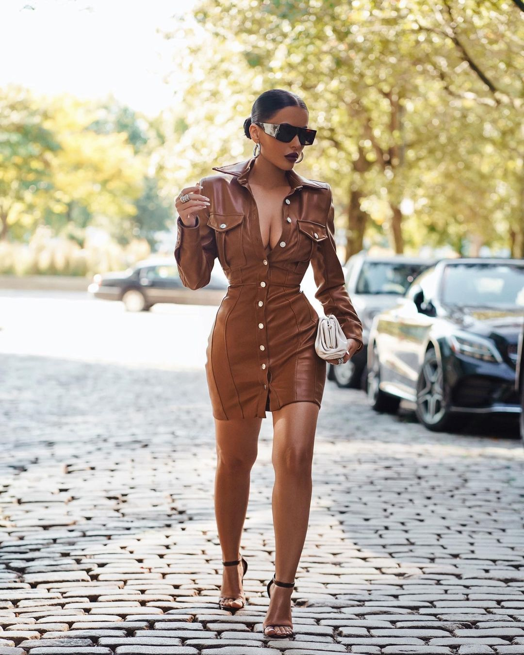 Amra Olevic Reyes Blazer Shirt Is Worth A Second Look