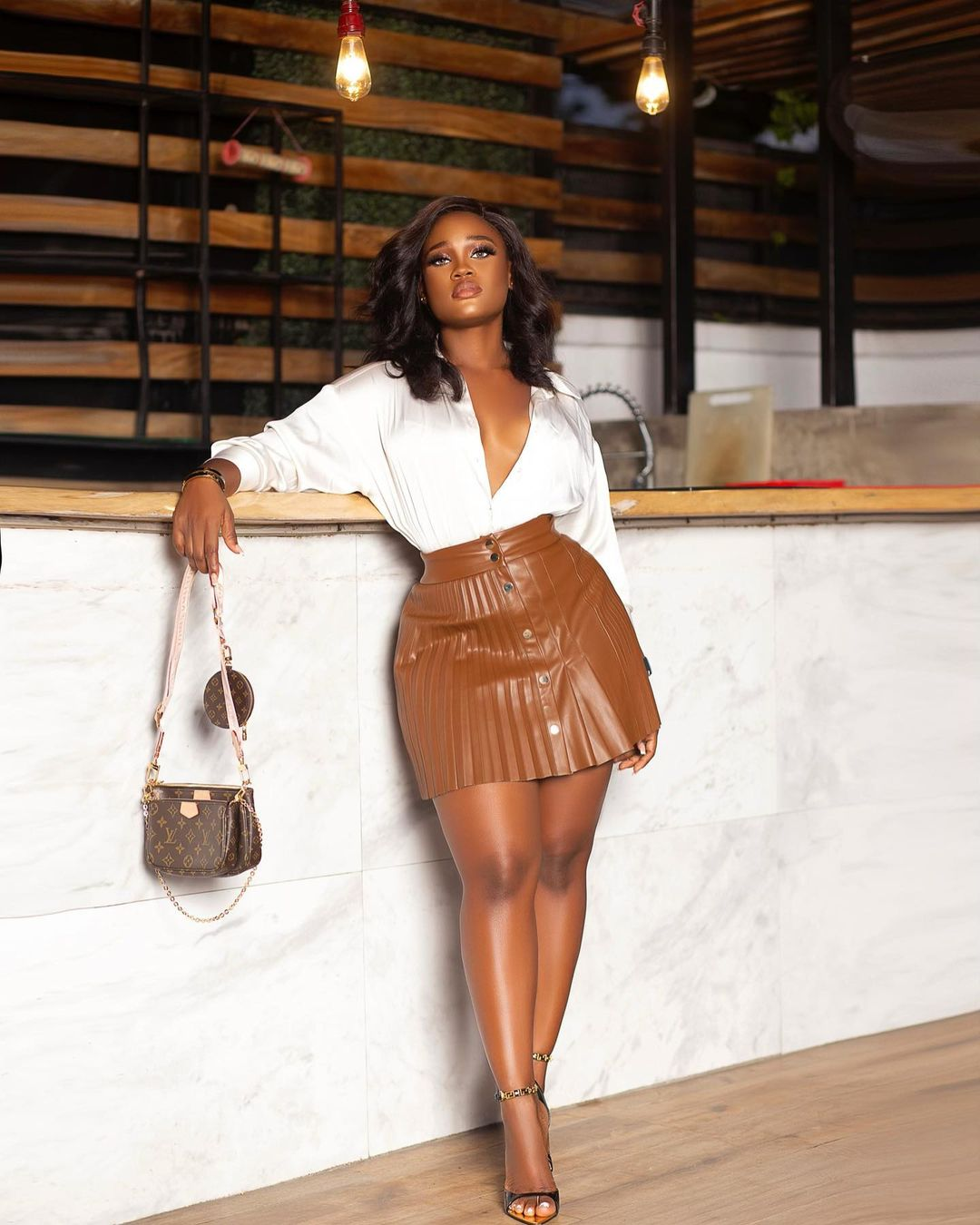 Cynthia Nwadiora Stylish Outfit Is Definitely One To Stand Out