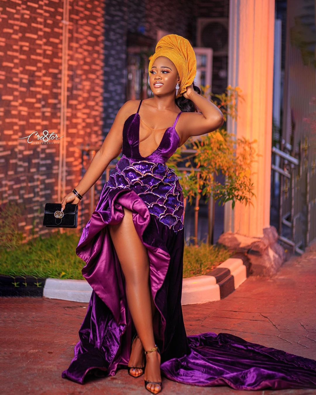 Cynthia Nwadiora Keeps It Wedding Worth And Sexy
