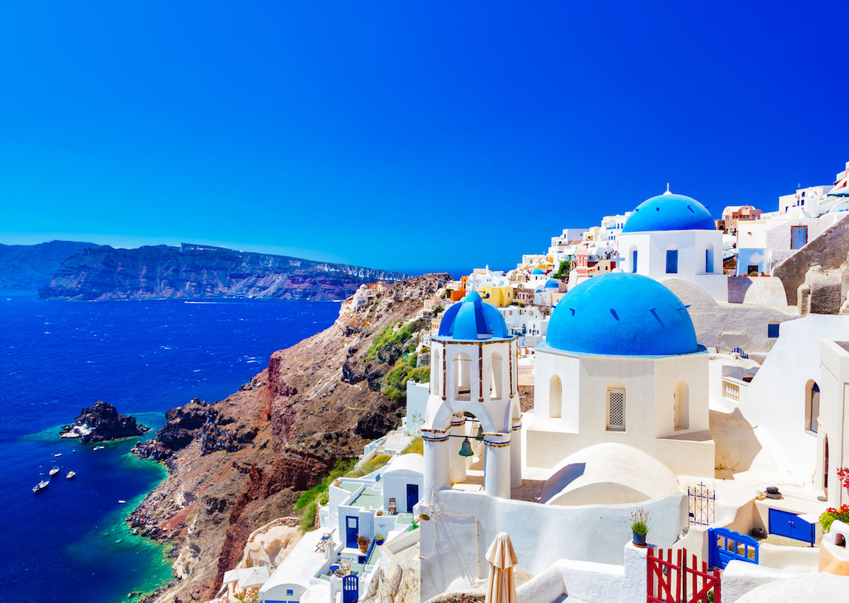 greece place to travel to in europe