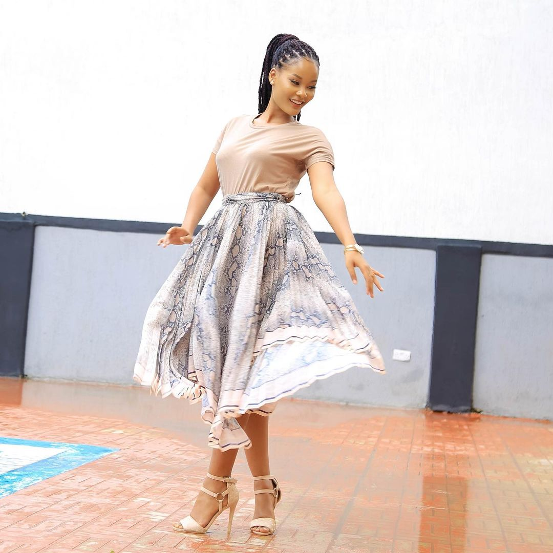 Hamisa Mobetto Keeps It Fun And Smart