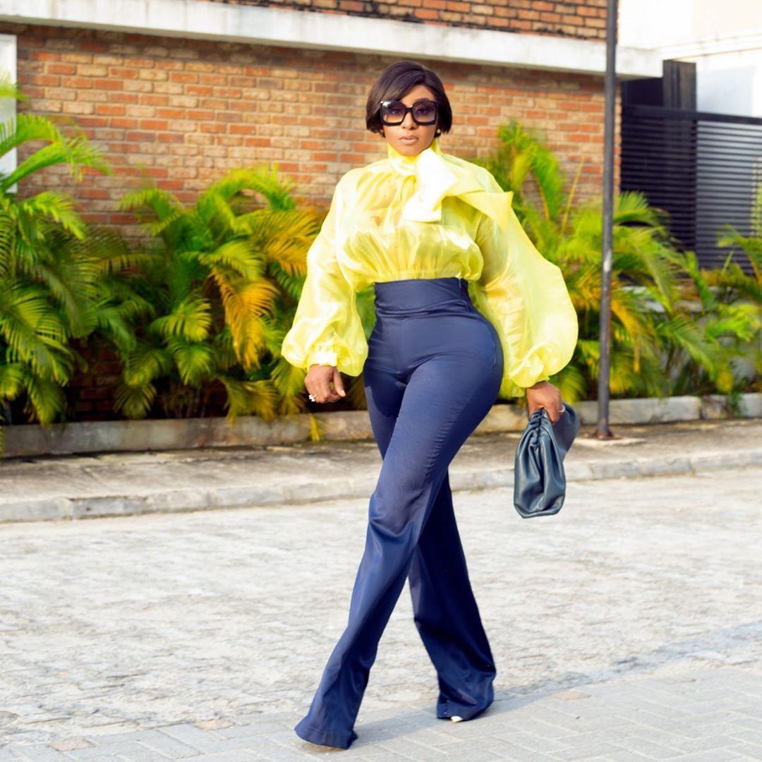 Ini Edo Makes The Ideal Fashion Statement