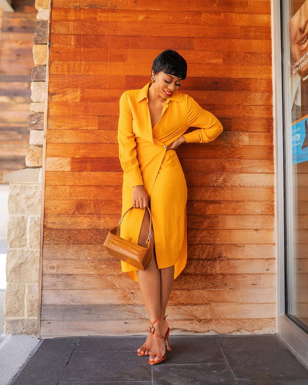 Stella Adewunmi Sets A New Work Outfit Trend