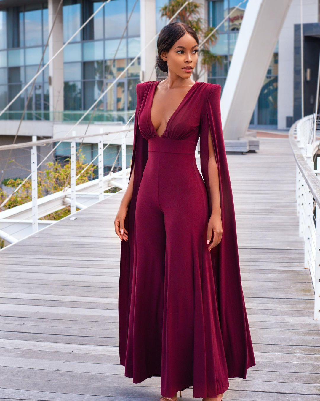 Julitha Kabete Has A Way Of Keeping IT Stylish
