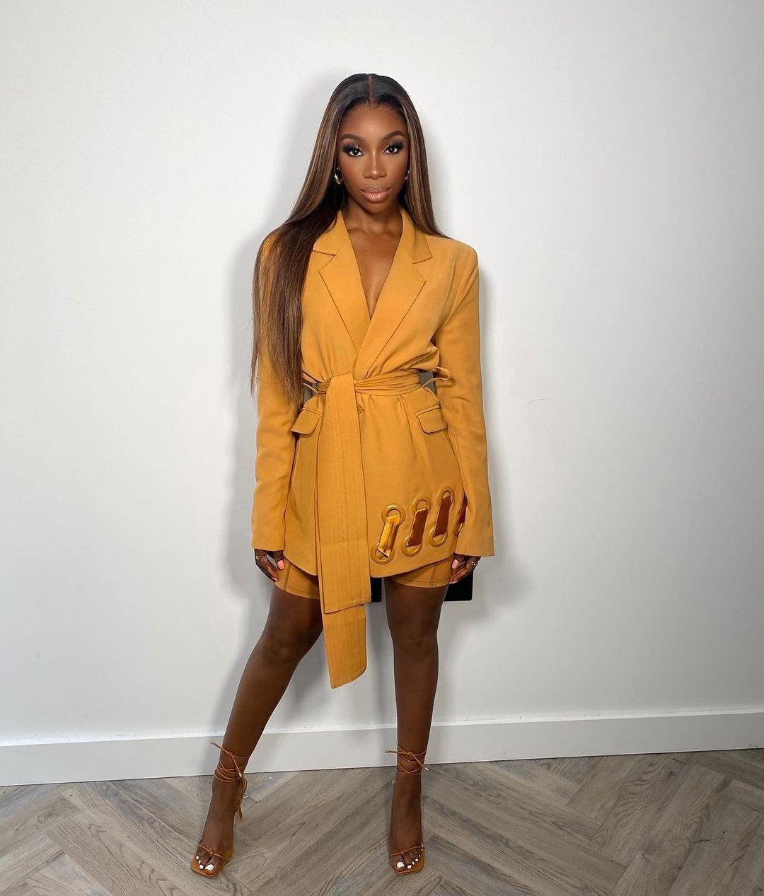 Yewande Biala Keeps It Enviable For The Weekend