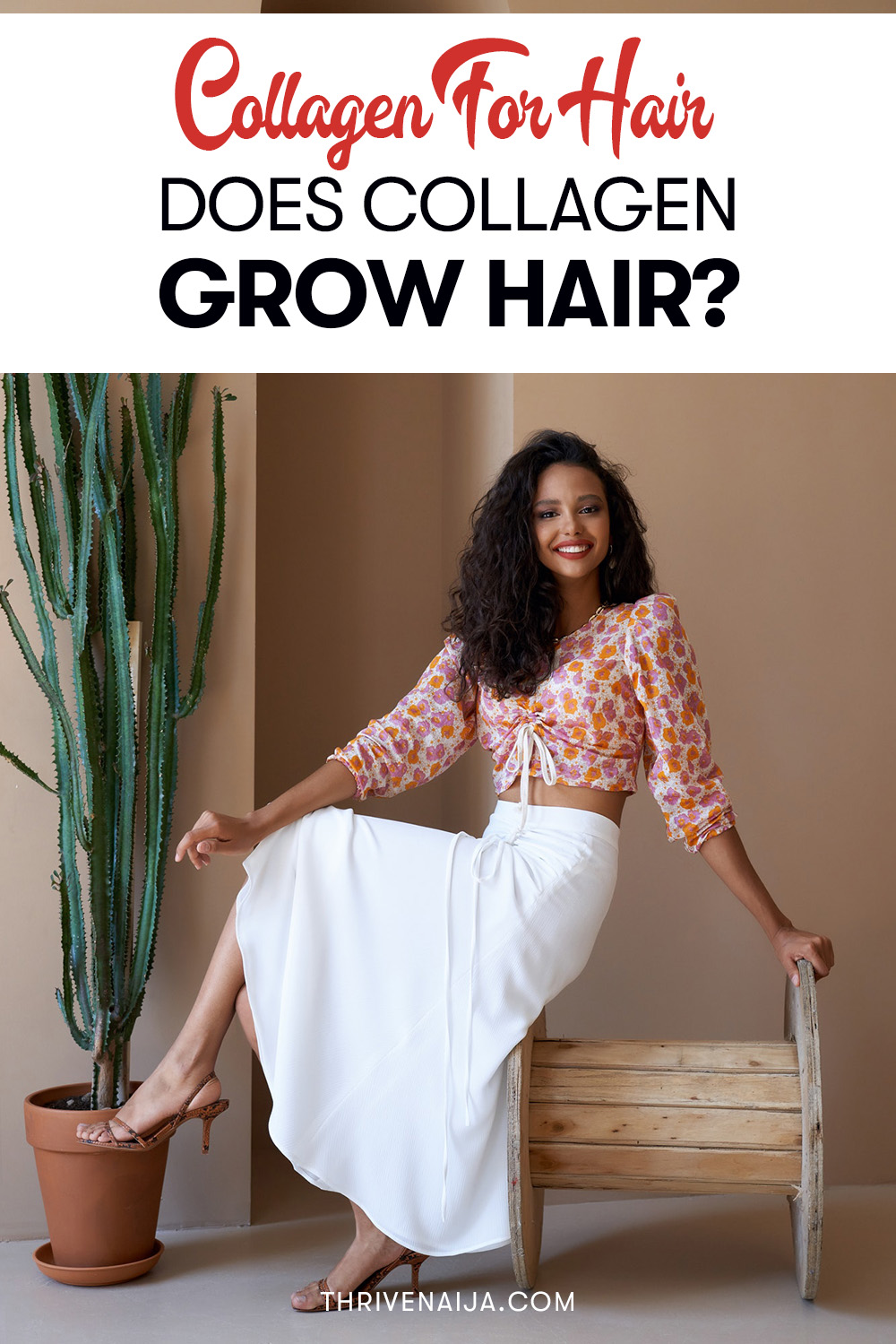 Collagen For Hair: Does Collagen Grow Hair?