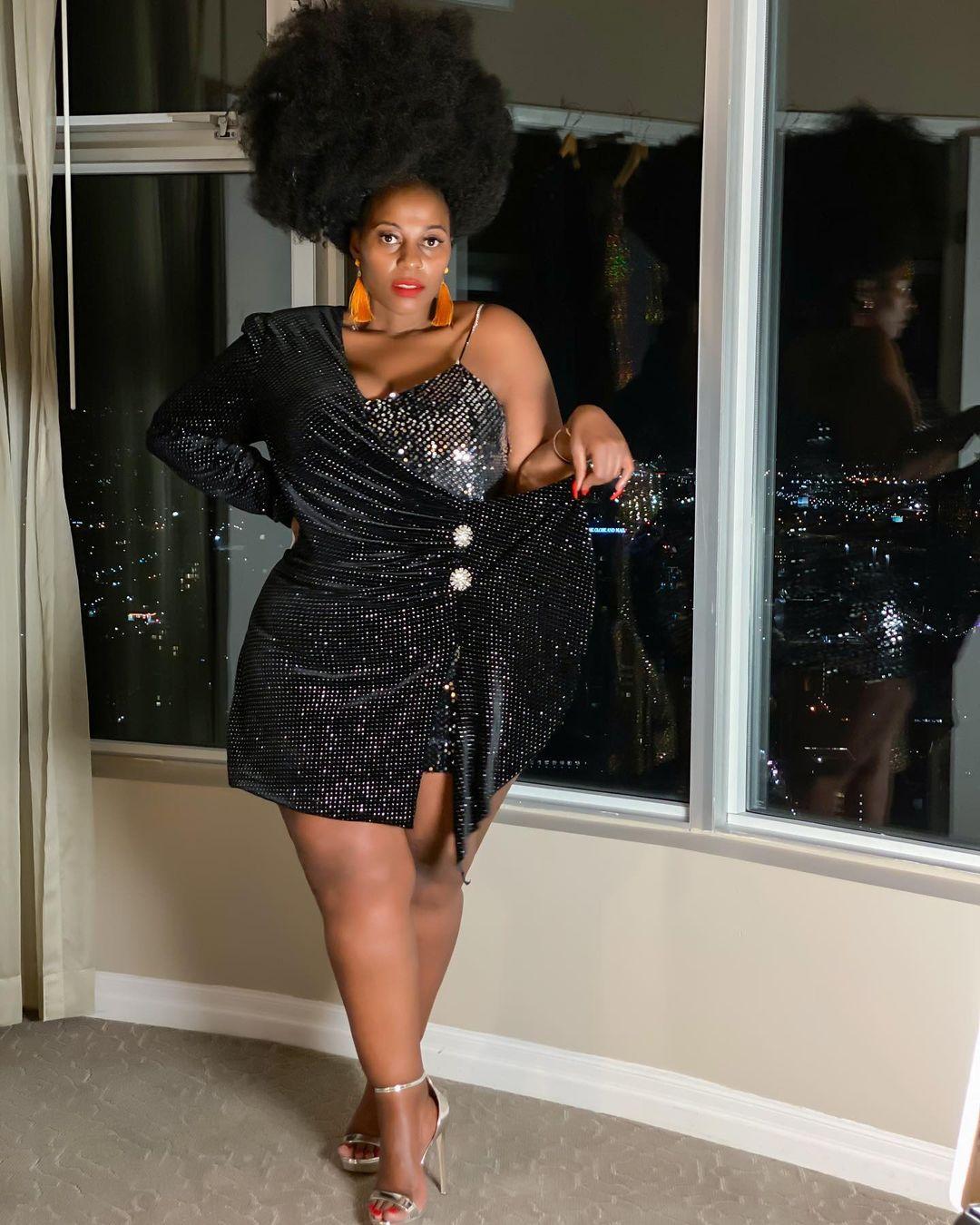 Nakitende Esther Keeps It Fancy