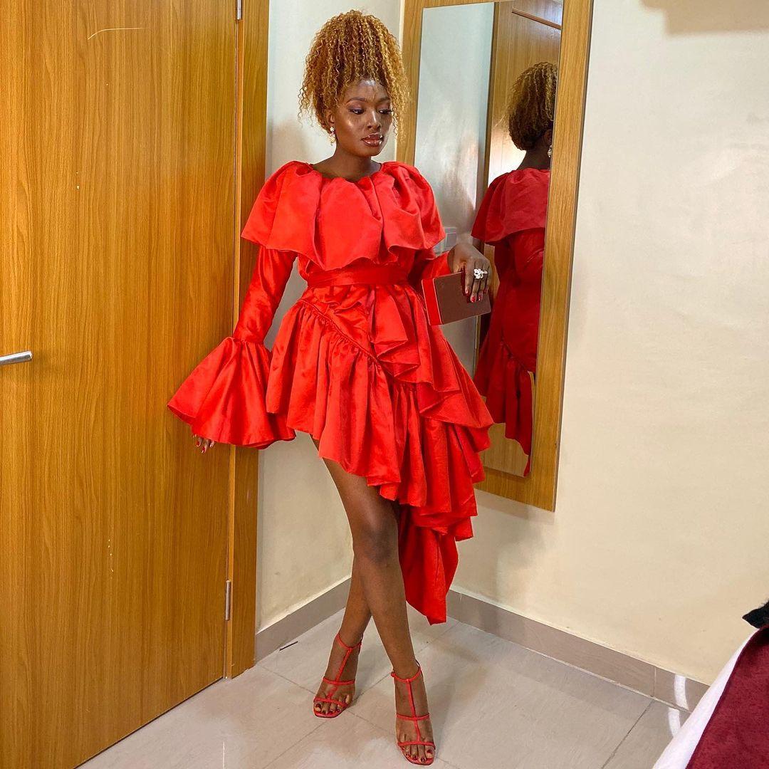 Oyebade Adebimpe Fancy Look Is Exceptional