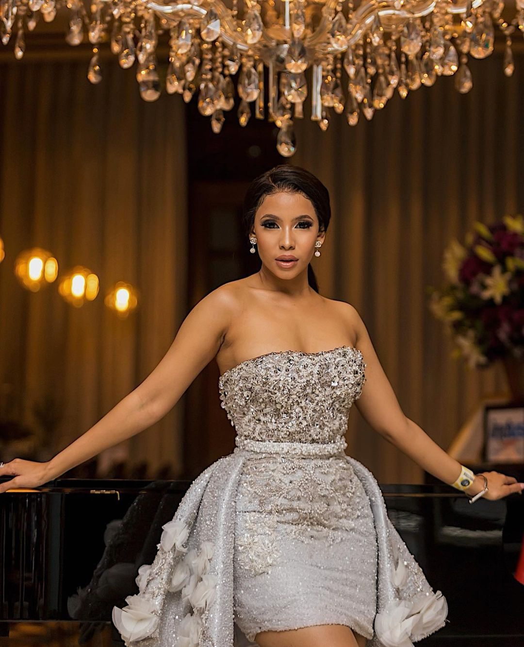 Thuli Phongolo Astonishing Style Is One To Stand Out