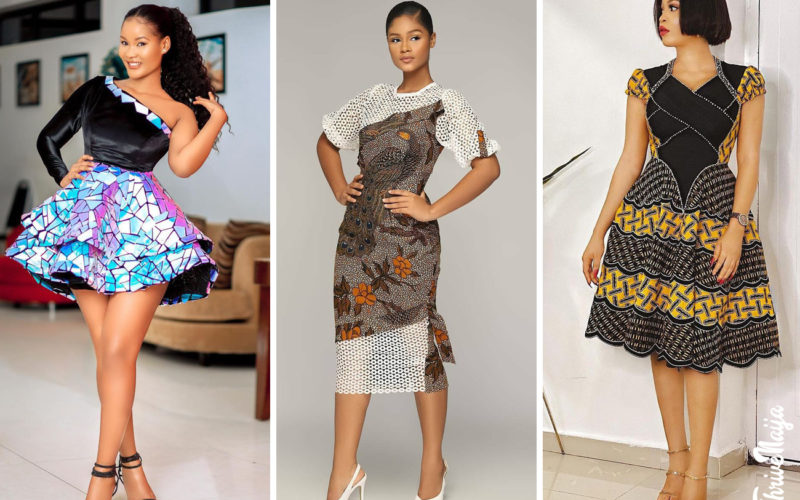 50 Simple Ankara Gown Styles