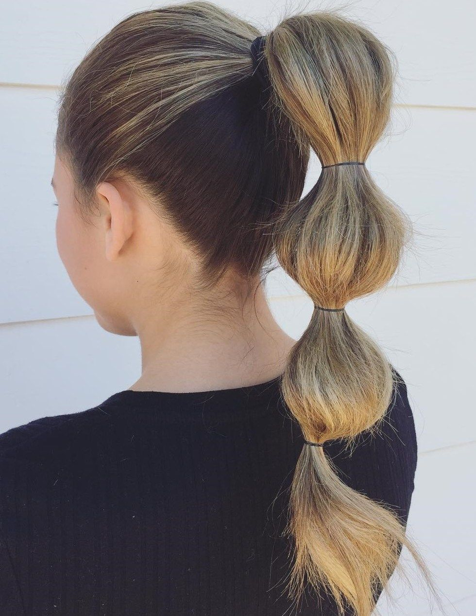 Fishtail Bubble Braid