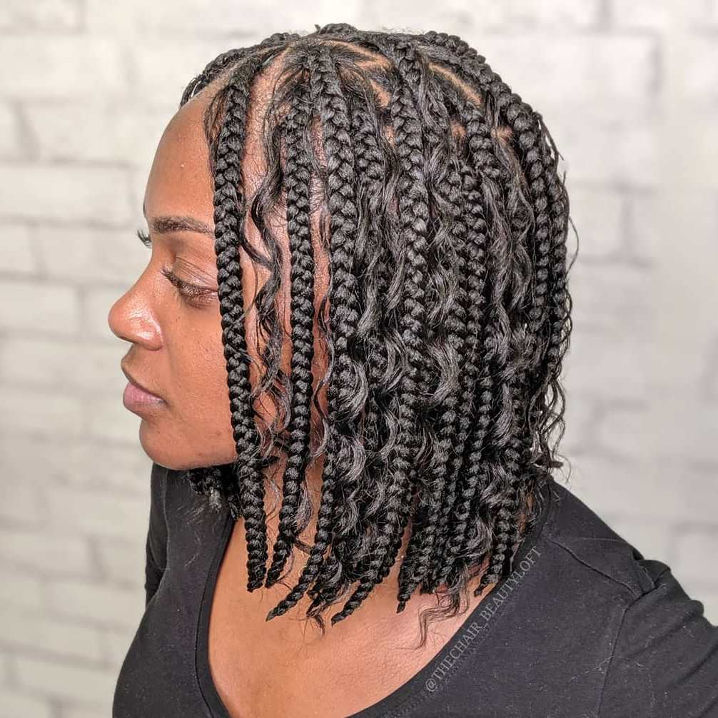 Jaw Dropping Knotless Braid