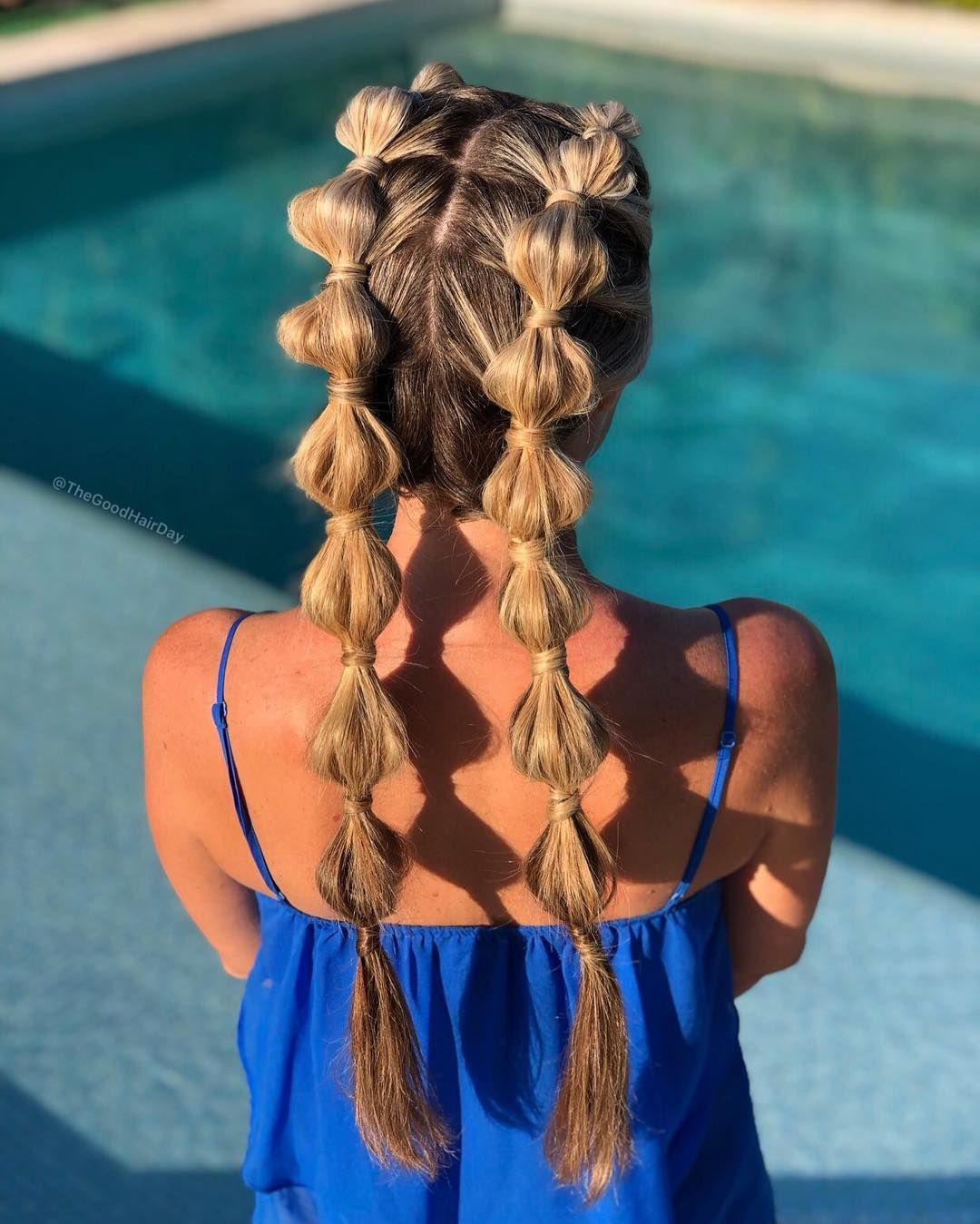 Double Bubble Braid