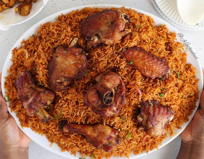 foods nigerians don't joke with