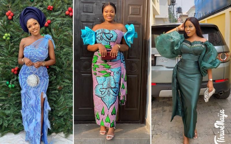 owambe styles for January thrivenaija