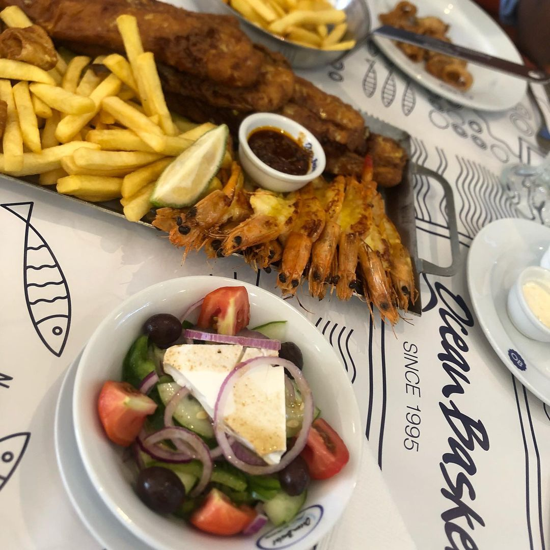 Ocean Basket Restaurants Serves Nice Foods And Might Be A Good Idea