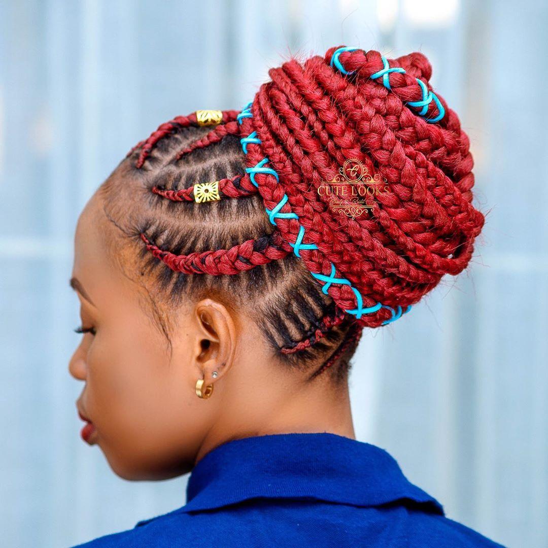 Ghana Weaving Shuku Design