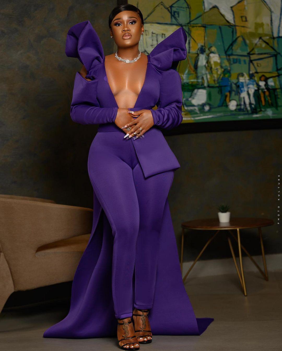 Cynthia Nwadiora: Stylish One Piece Outfit