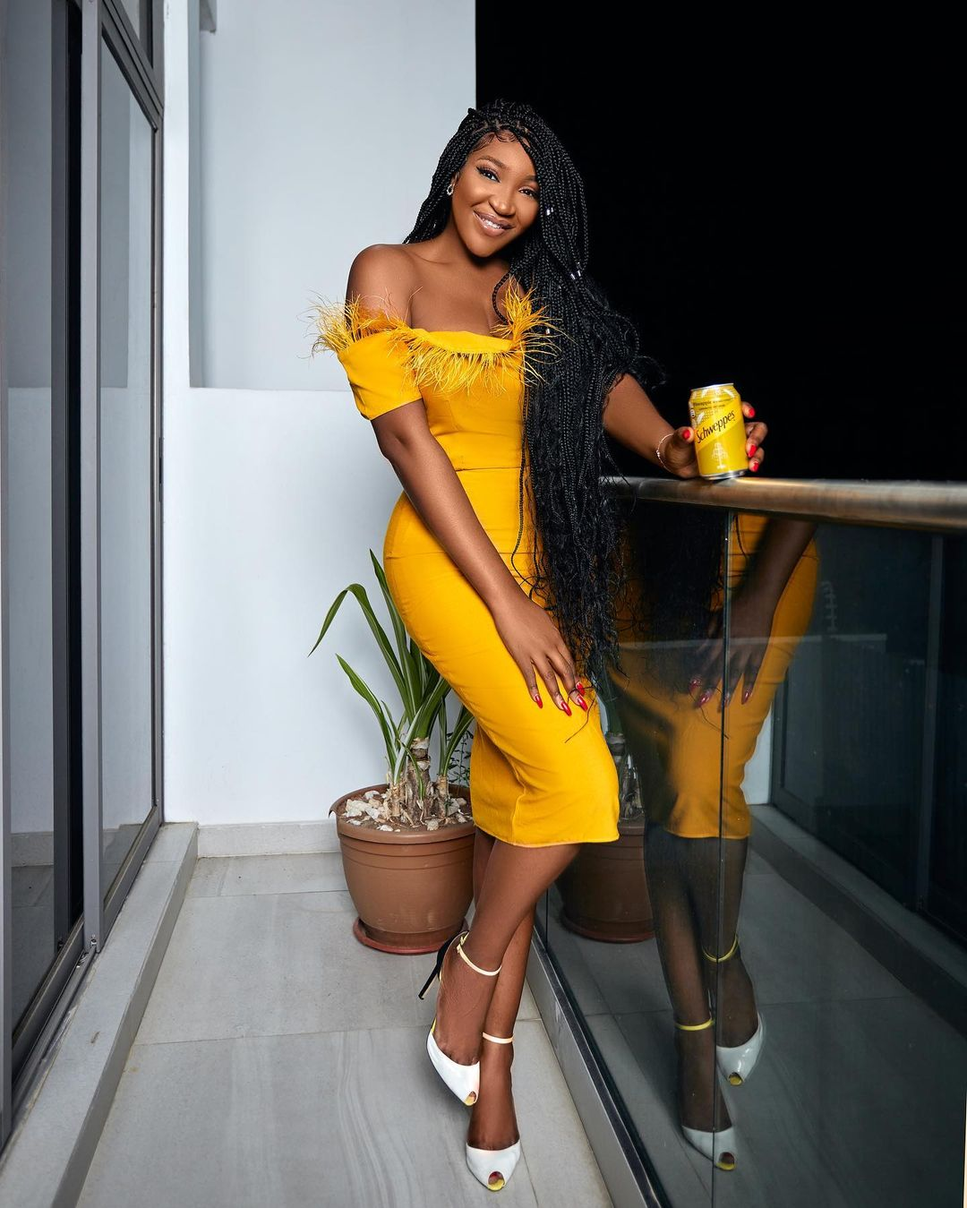 Idia Aisien: Yellow Is The Trend