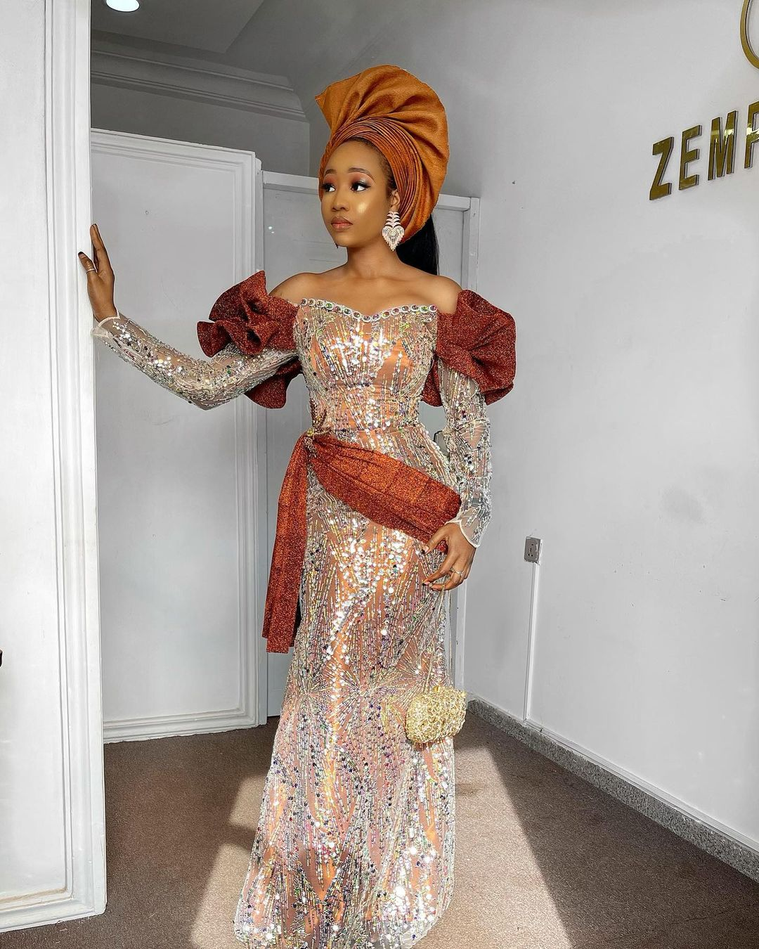 25 Owambe Trendy Styles Idea (New Edition)