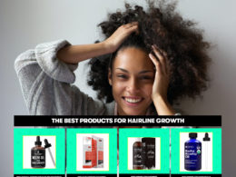 The Best Products for Hairline Growth