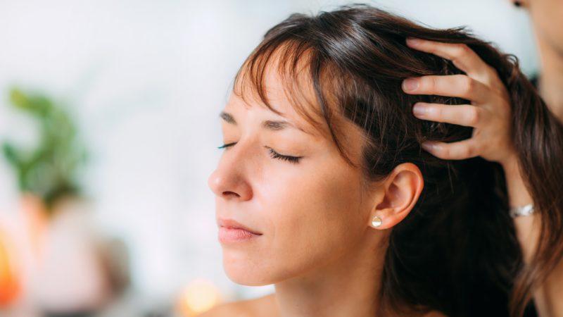 Ayurvedic Oil Hair Treatment
