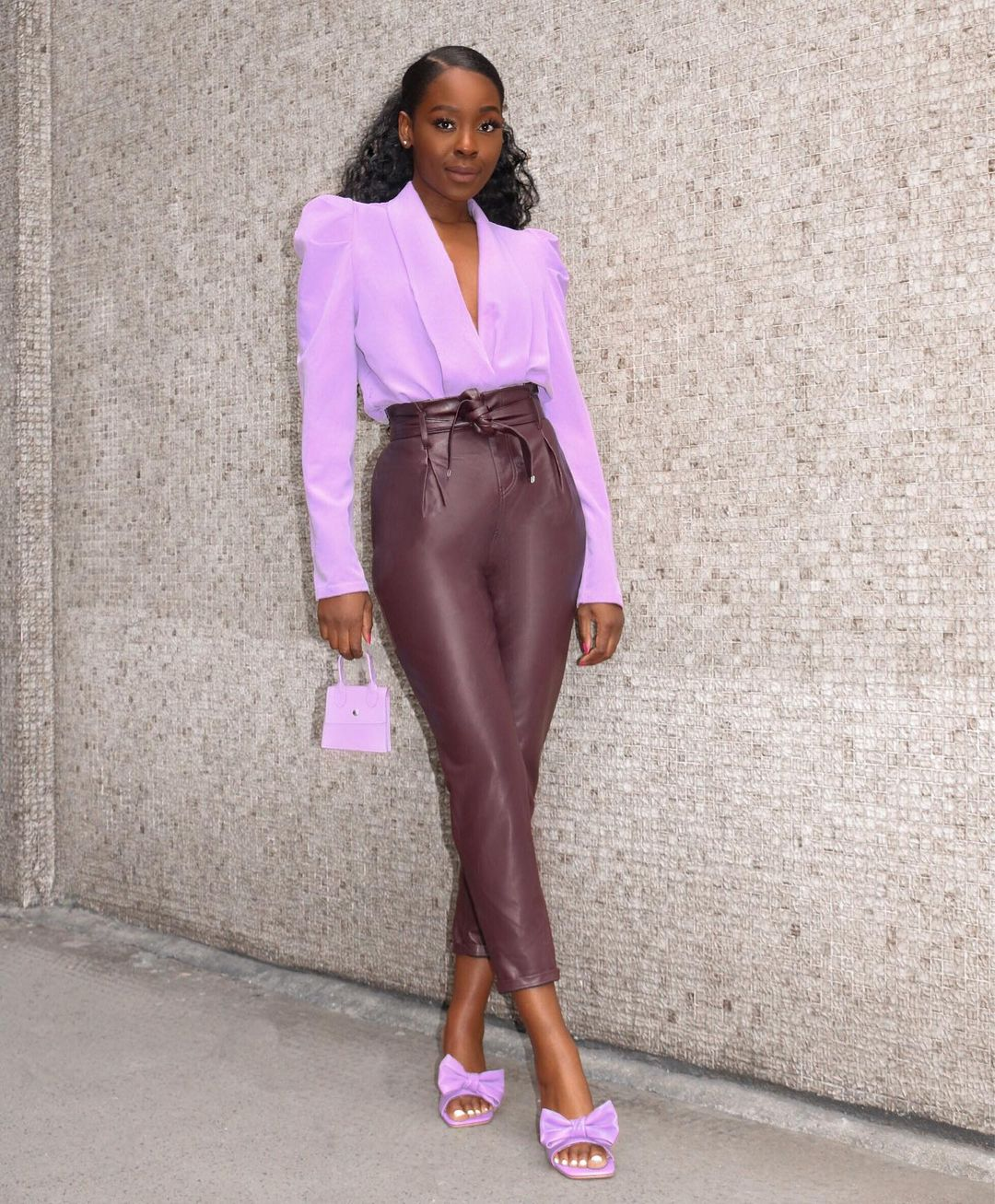 Dianah Gwendu: Colorful Two-Pieces Combo