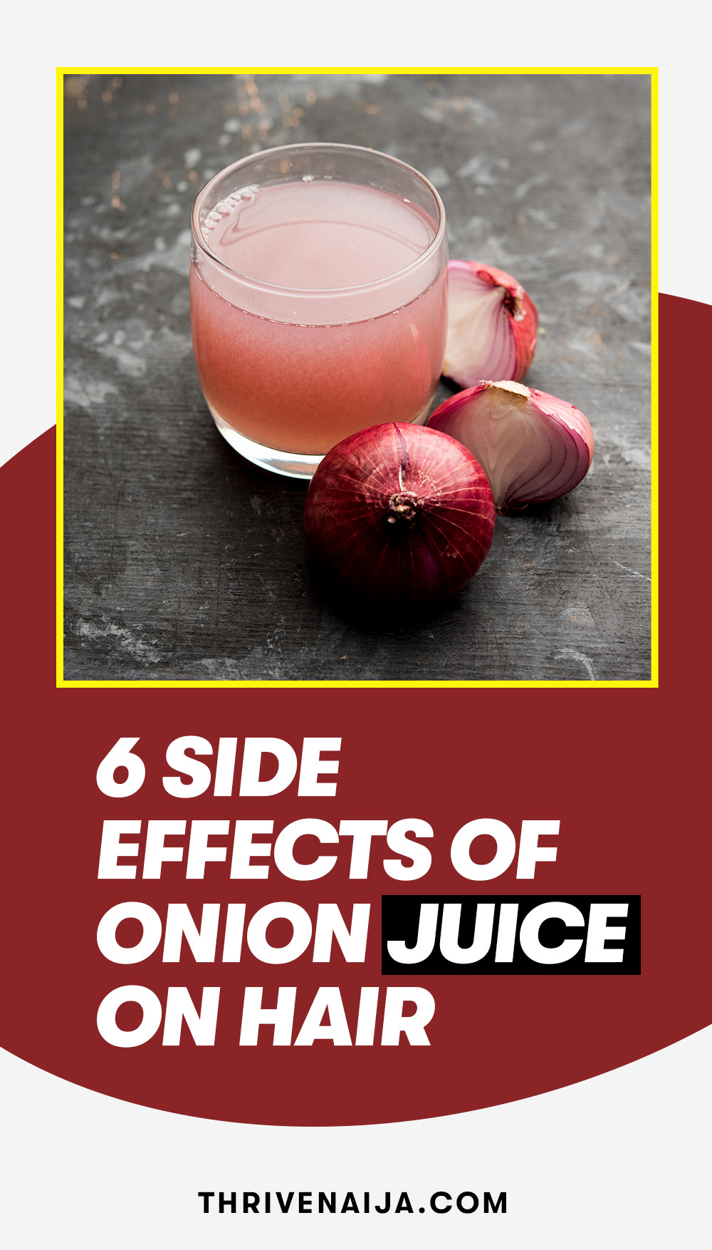 side effects of nonion juice