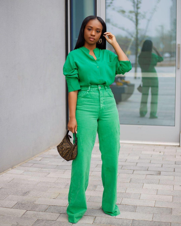 Priscillia: Green With Volume