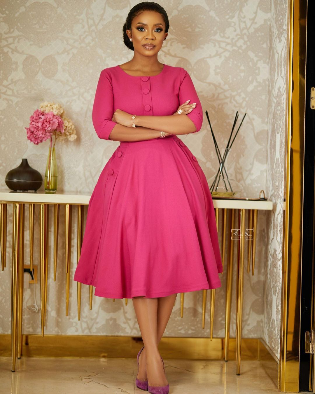 Serwaa Amihere- Keeping It Chic And Cool