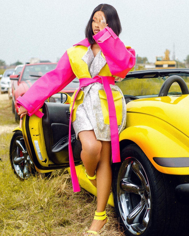 Symply Tacha- Fancy Robe Dress